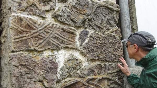 Ruta de las Huellas Fósiles de Monsagro