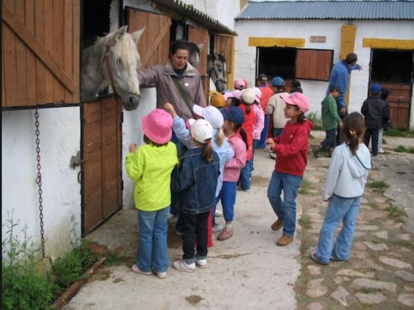La Granja Escuela Buena Esperanza en Salamanca