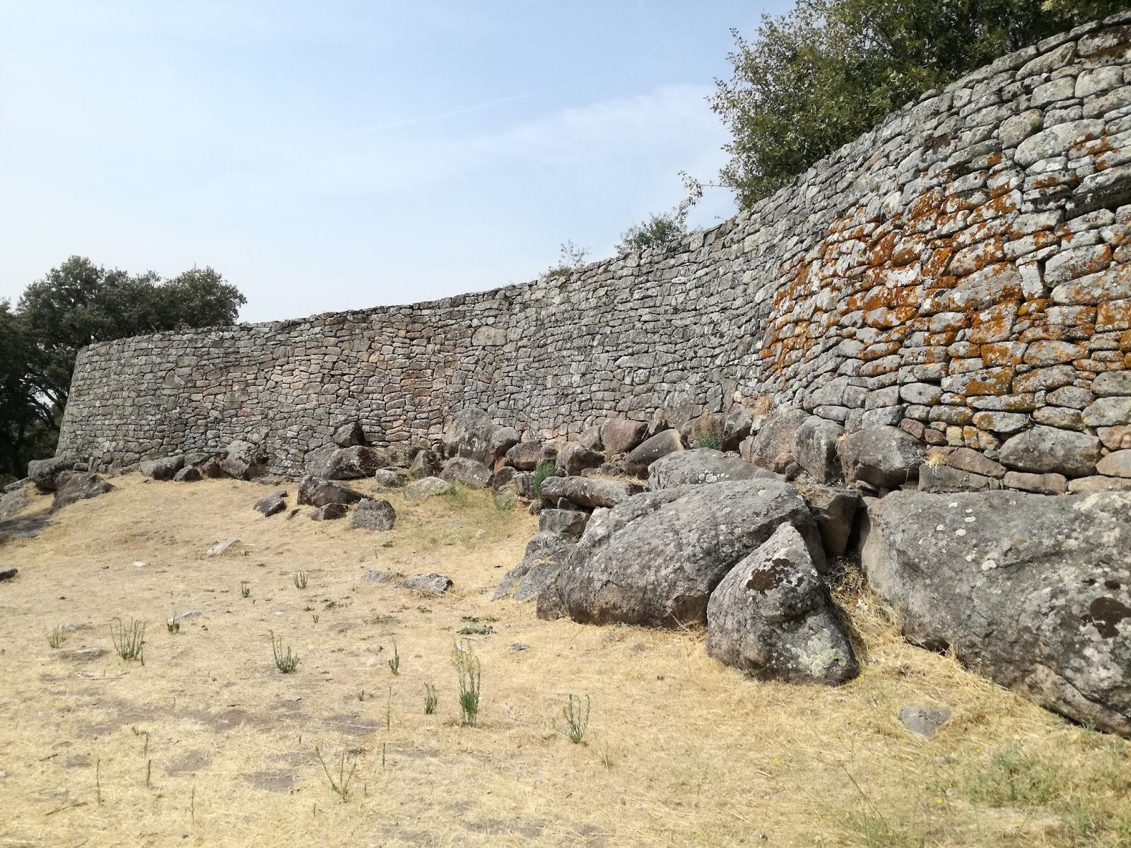 Territorio Vetón: el Castro de Yecla de Yeltes (Salamanca)
