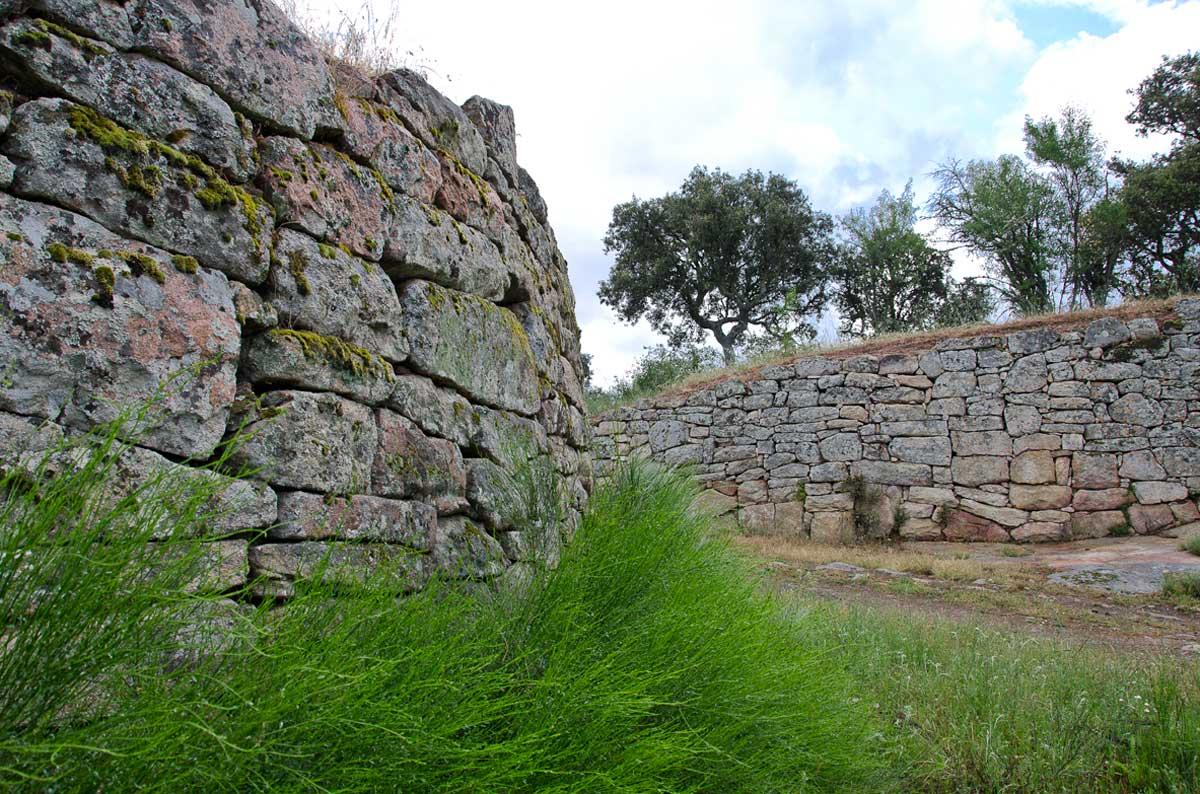 El Castro de las Merchanas: de los vetones a los romanos