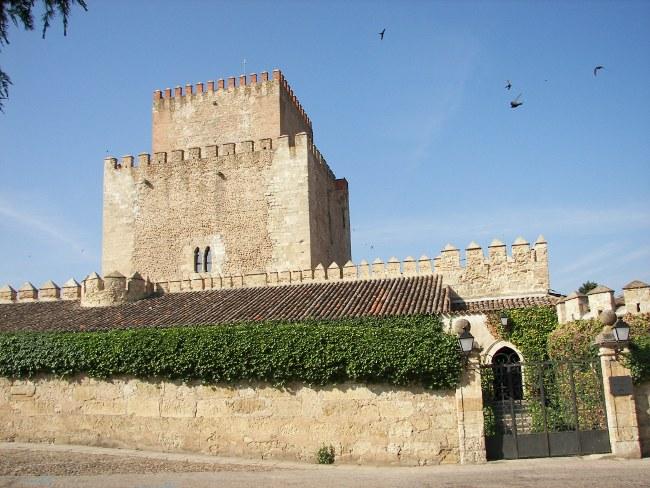 El Castillo de Enrique II de Trastámara en Ciudad Rodrigo