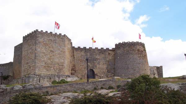 El Castillo de Ledesma: La Fortaleza