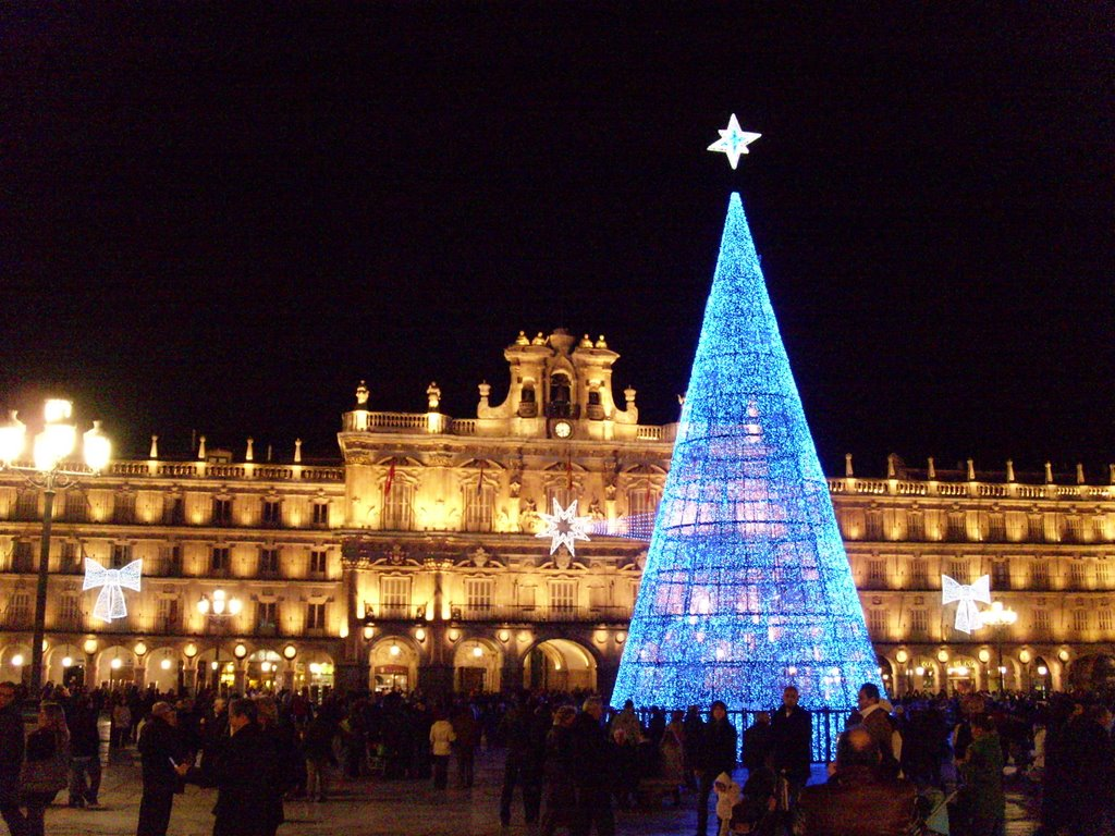 ¡Pasa la Navidad 2018 en Salamanca!