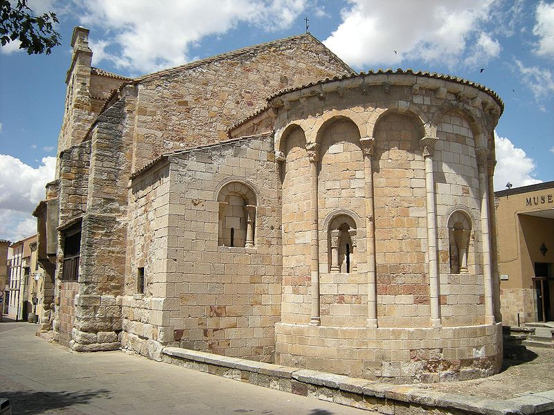 Ruta de las iglesias románicas del Tormes