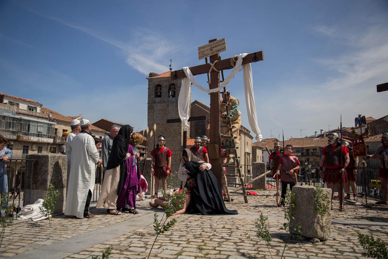 Pasiones Vivientes de Salamanca: Vive la Semana Santa de manera distinta