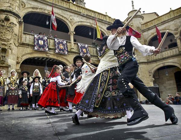 La Charrada de Ciudad Rodrigo: el más puro folclore salmantino