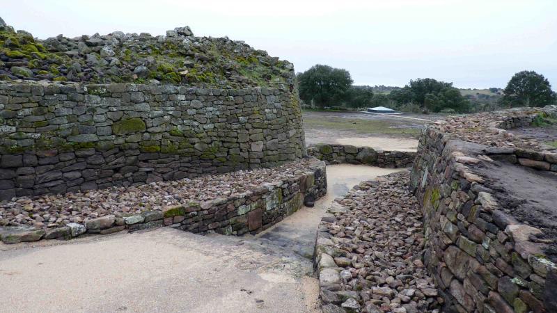 sitios arqueológicos de Salamanca