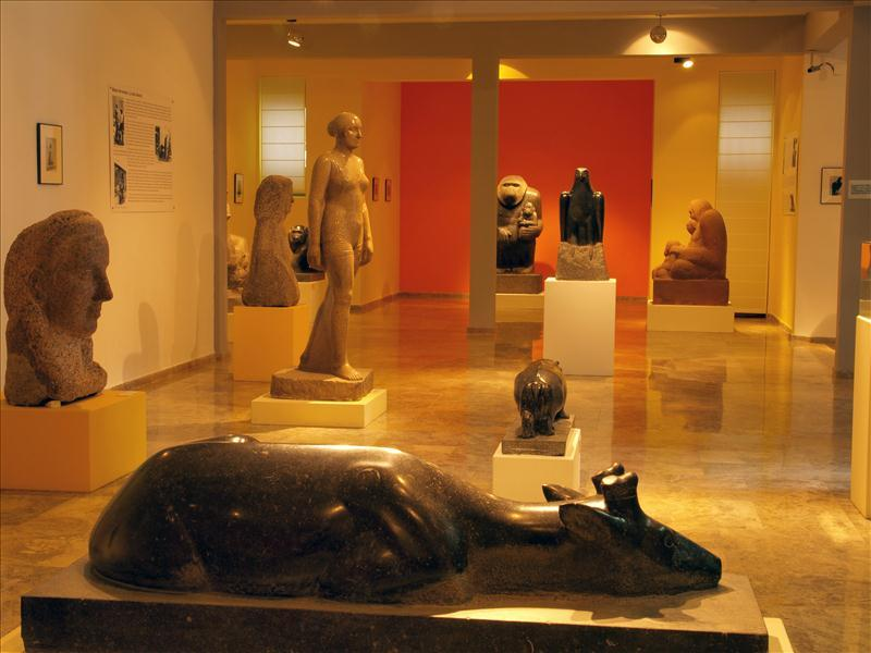 Museo municipal de escultura Mateo Hernández