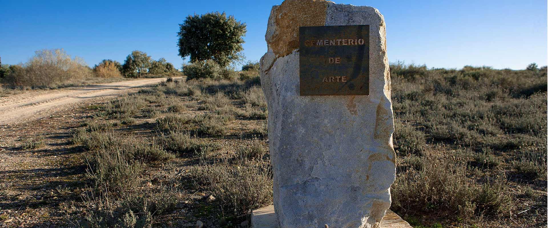 El Cementerio de Arte de Morille: el único para obras de arte
