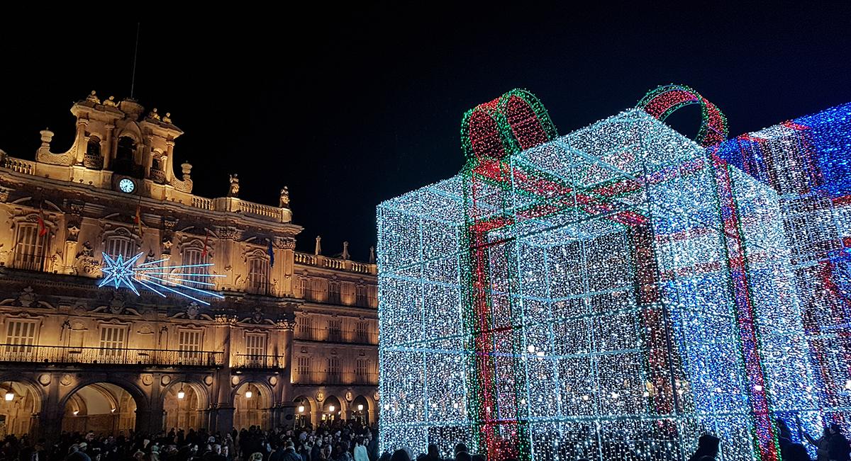 10 Planes para disfrutar de Salamanca en Navidad
