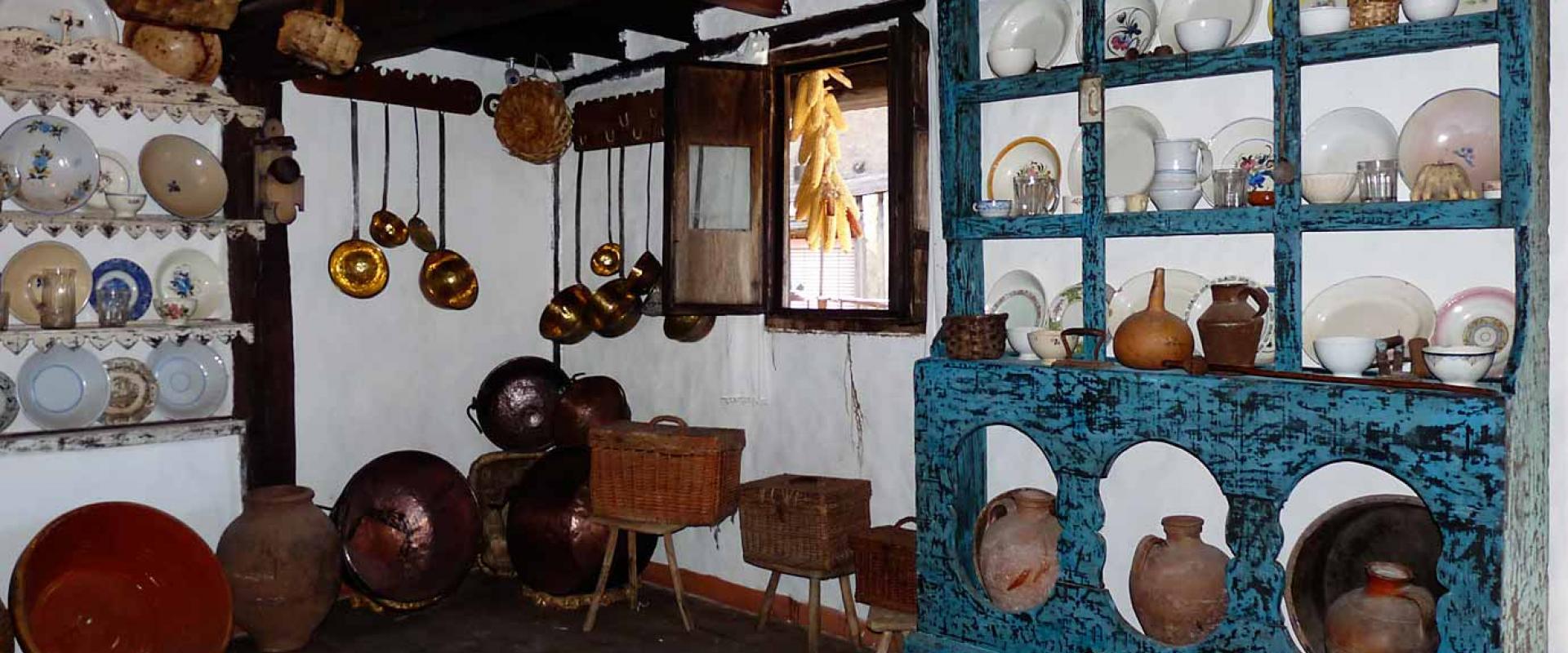 """Casa Museo """"Satur Juanela"""" en La Alberca"""
