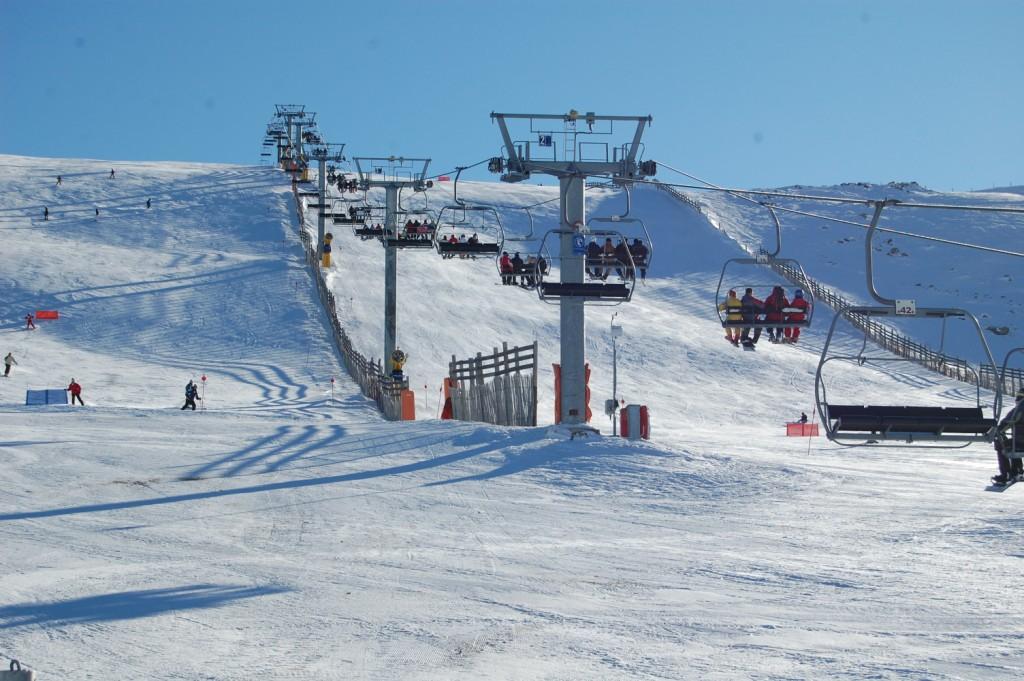 Estación de esquí de La Covatilla: el paraíso blanco de Salamanca