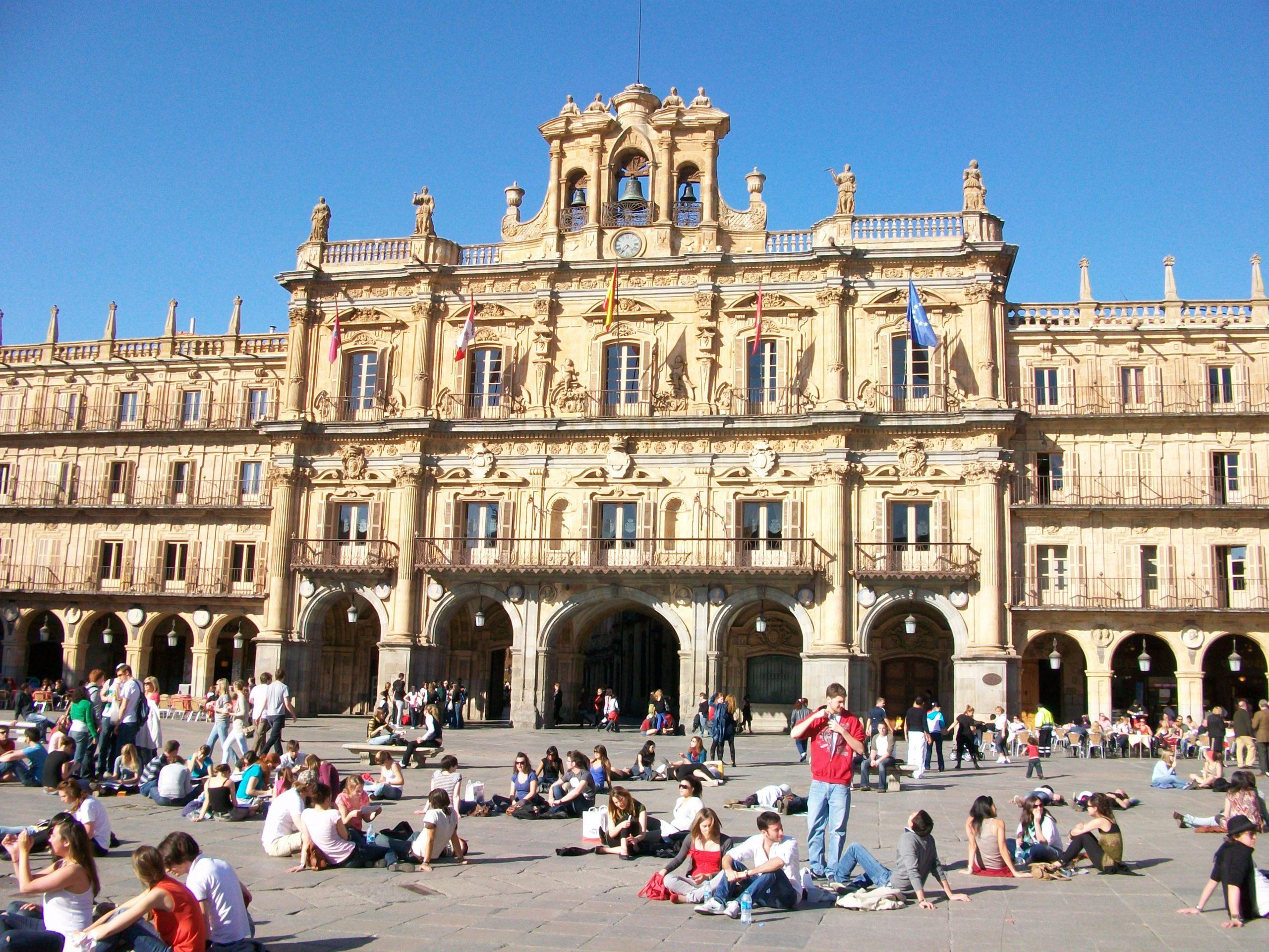 Cosas que no sabías sobre la Plaza Mayor de Salamanca